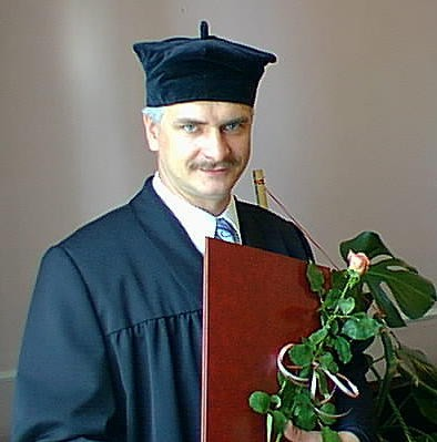 Boleslaw Fabisiak - October 1, 1997 (Ph.D. Nomination)